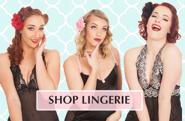 Shop Pin up Lingerie